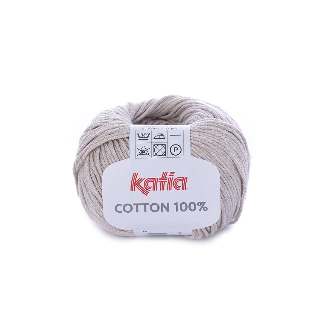 Katia - Cotton 100% - Beige 12