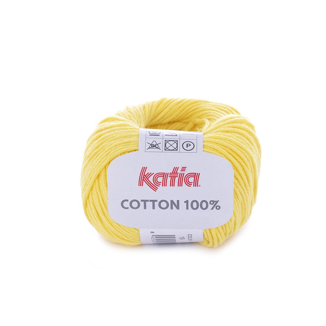 Katia - Cotton 100% -  Limon 19