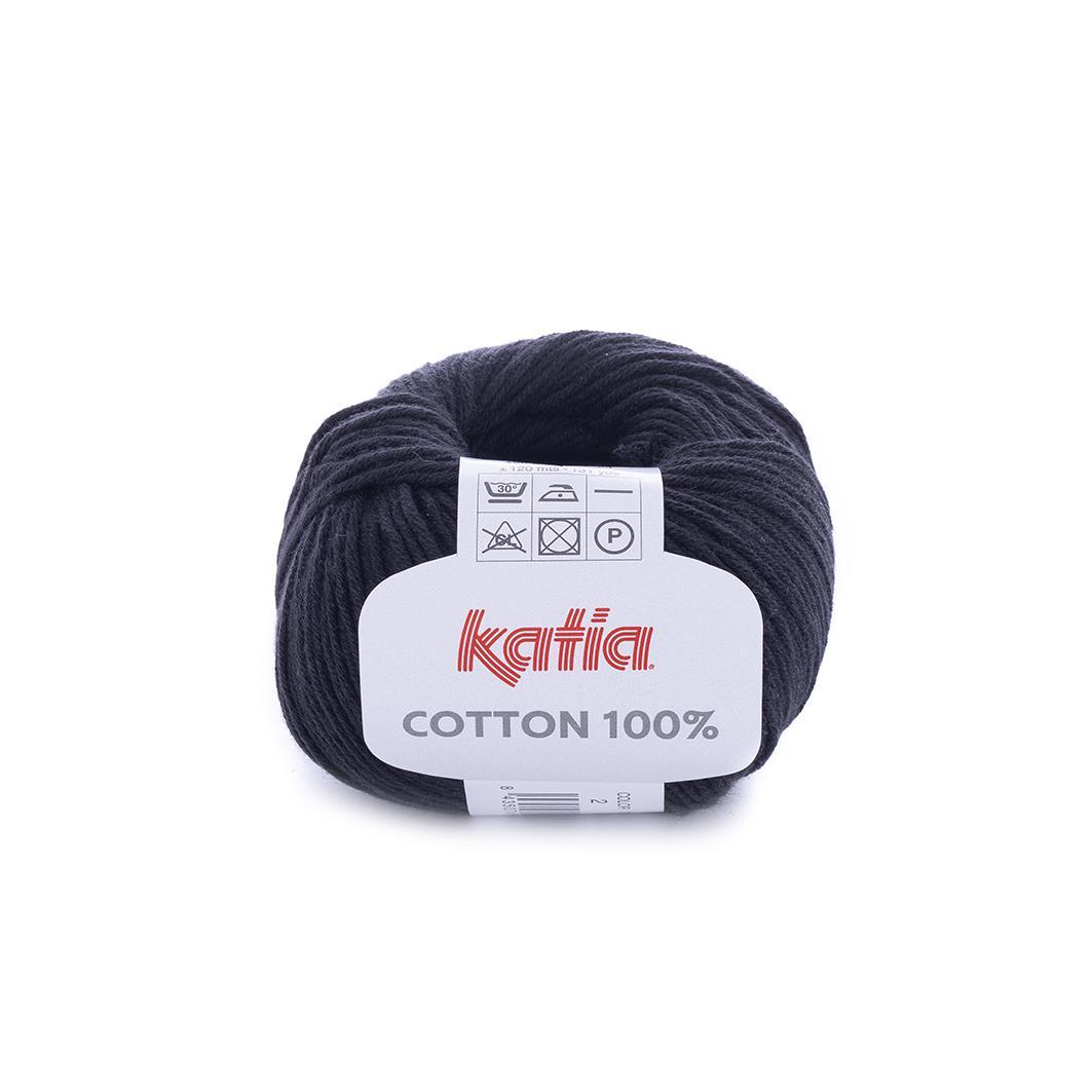 Katia - Cotton 100% - Negro 2