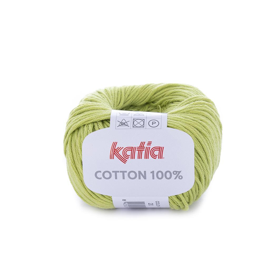 Katia - Cotton 100% - Pistacho 20