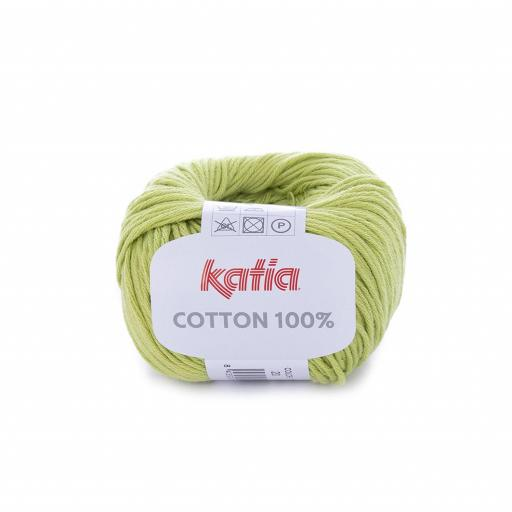 Katia - Cotton 100% - Pistacho 20