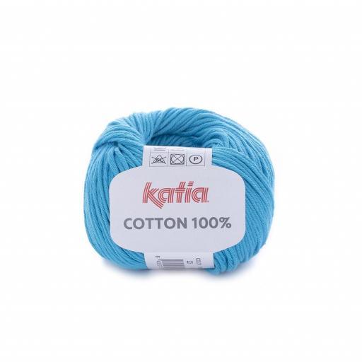 Katia - Cotton 100% - Turquesa 23