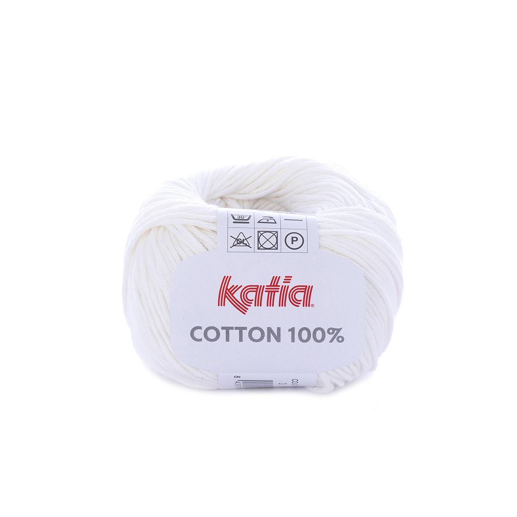 Katia - Cotton 100% - Crudo 3