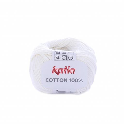 Katia - Cotton 100% - Crudo 3