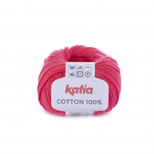 Katia - Cotton 100% - Coral 31