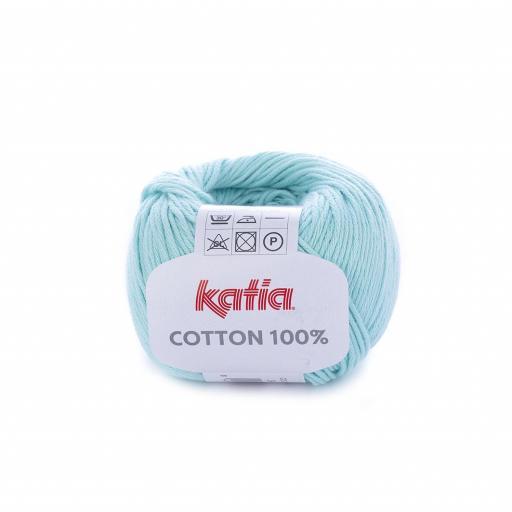 Katia - Cotton 100% - Turquesa 34