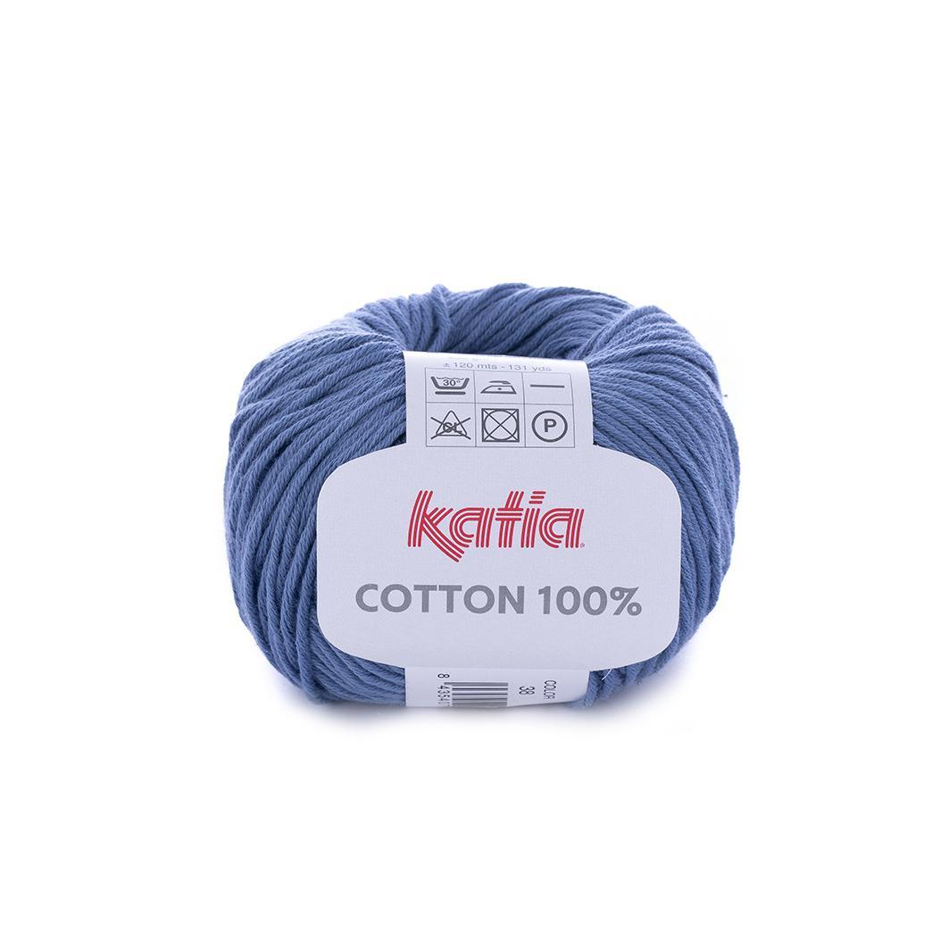 Katia - Cotton 100% - Jeans 38