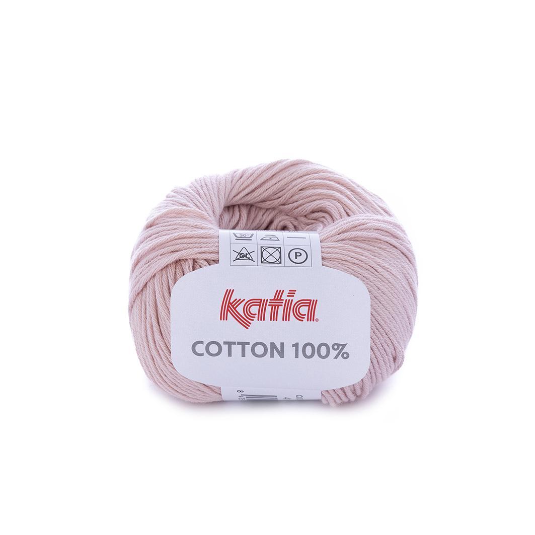Katia - Cotton 100% - Rosa Palo 41