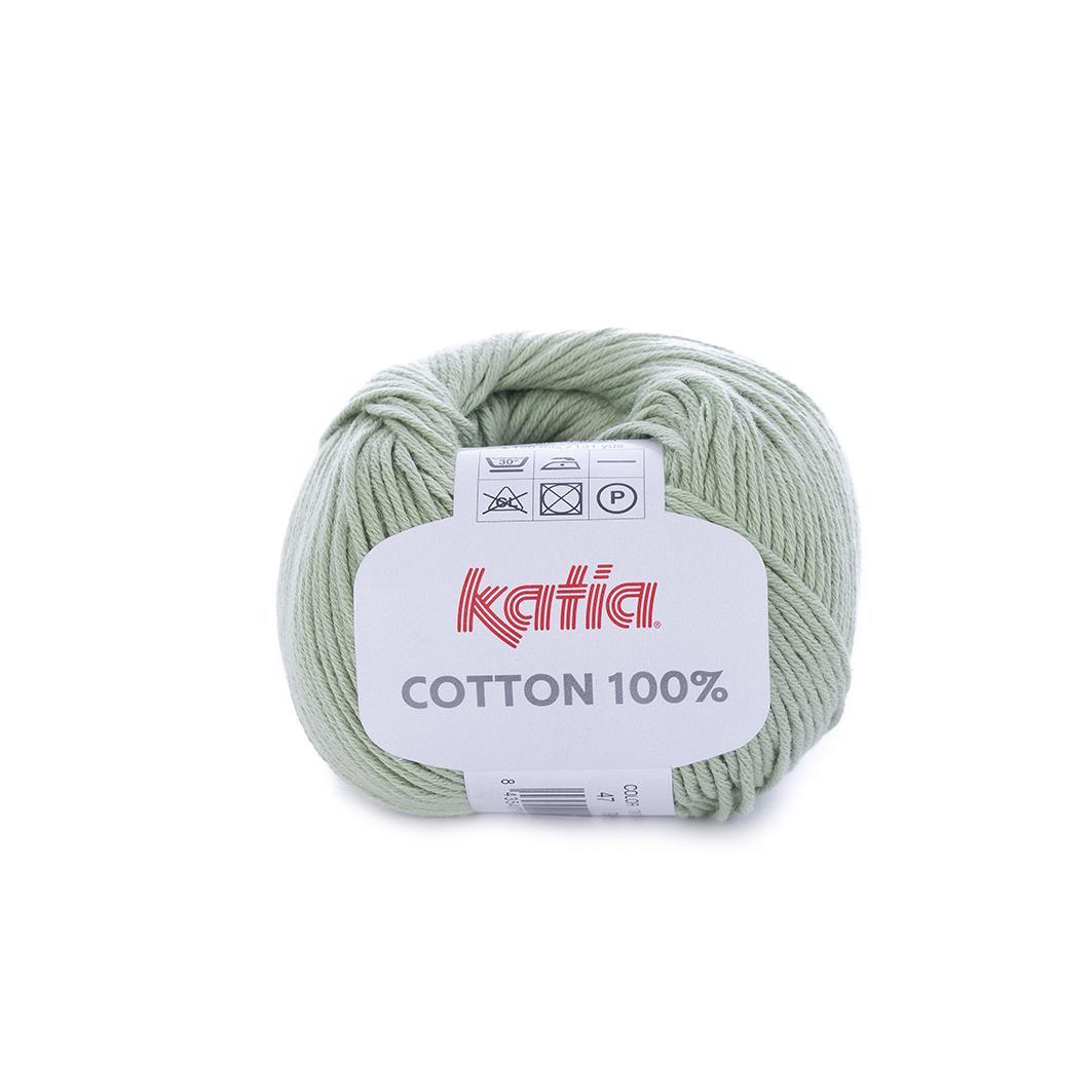 Katia - Cotton 100% - Pistacho Claro 47