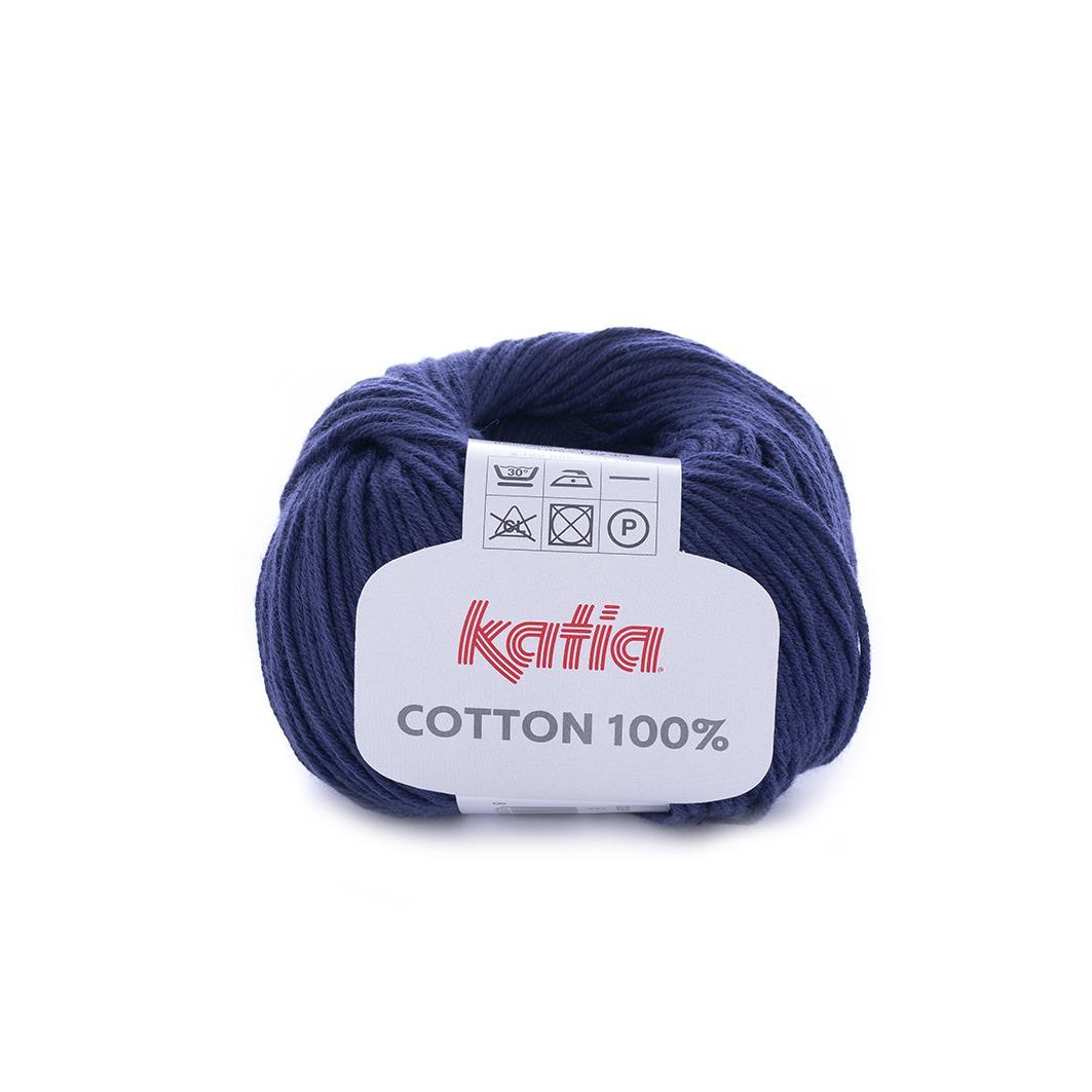 Katia - Cotton 100% - Marino 5