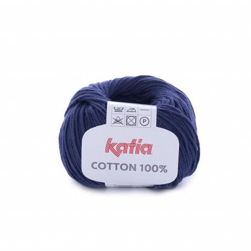 Katia - Cotton 100% - Marino 5