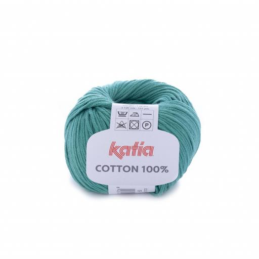 Katia - Cotton 100% - Hierbabuena 59