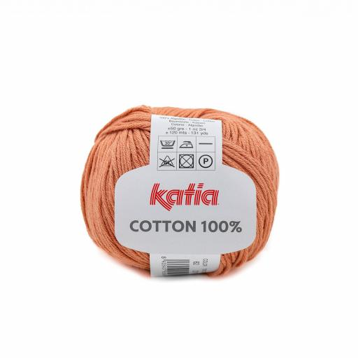 Katia - Cotton 100% - Teja Claro 62