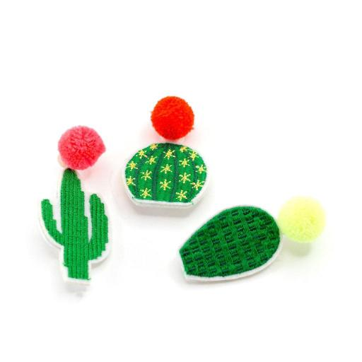 Pack Broches Cactus