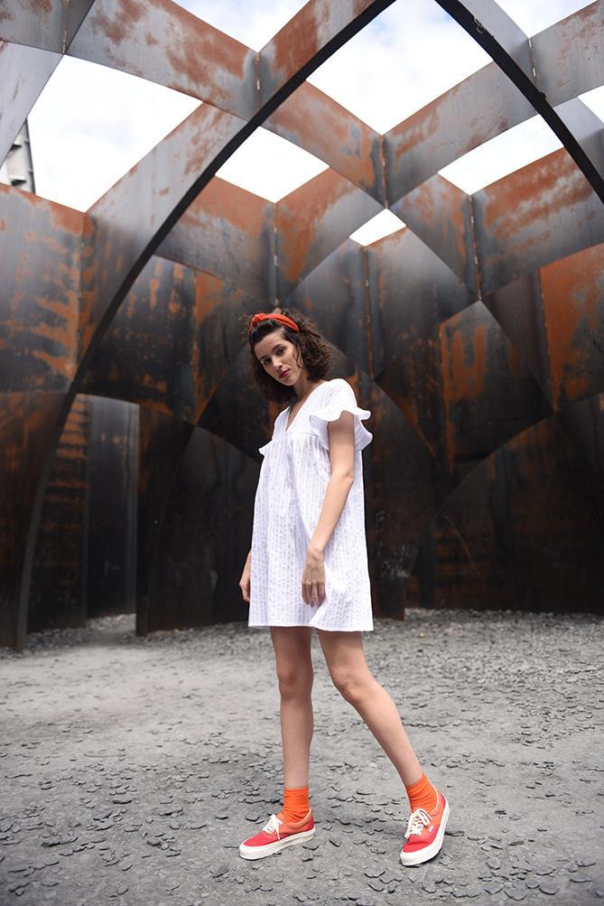 Patrón Vestido Rosalie - Fibre Mood