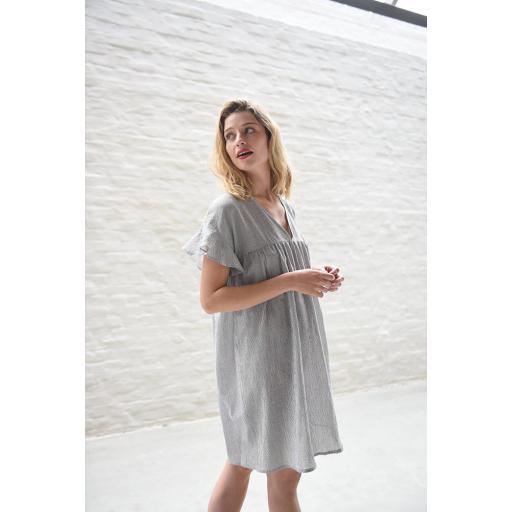 Patrón Vestido Rosalie - Fibre Mood [1]