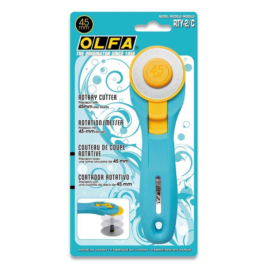 Cutter Rotativo OLFA Splash