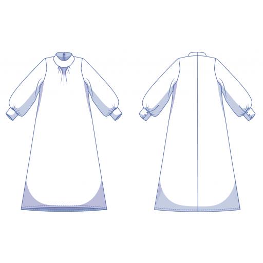 Patrón Vestido Holly - Fibre Mood [3]