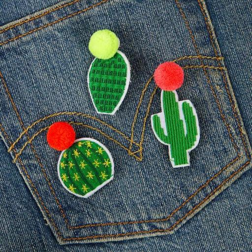 Pack Broches Cactus [2]