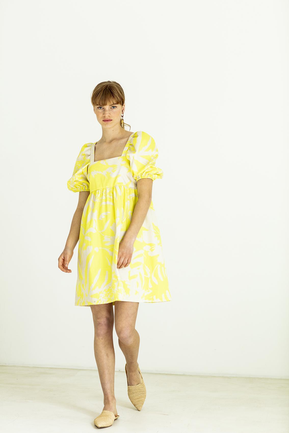 Patrón Vestido Mindy - Fibre Mood