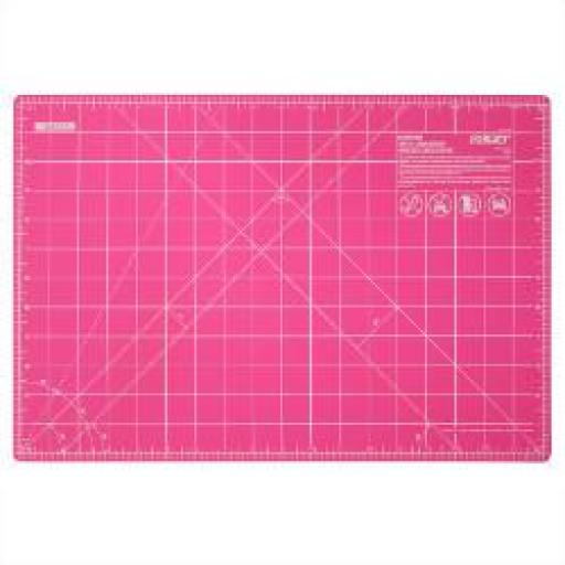 Tabla base de corte IDEAS 30x45 Rosa