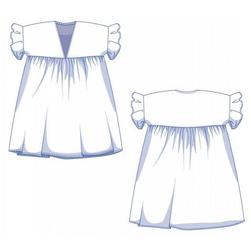 Patrón Vestido Rosalie - Fibre Mood [3]