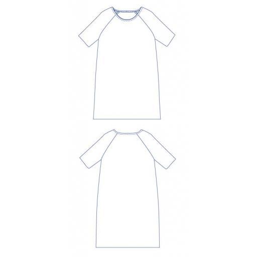 Patrón Vestido Toni - Fibre Mood [2]