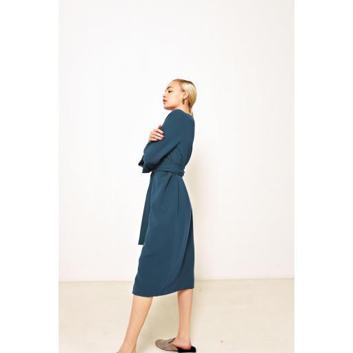 Patrón Vestido Willa - Fibre Mood [2]