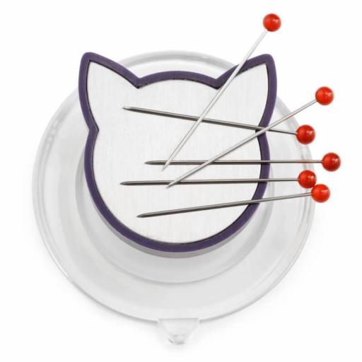 Alfiletero magnético Prym Gato