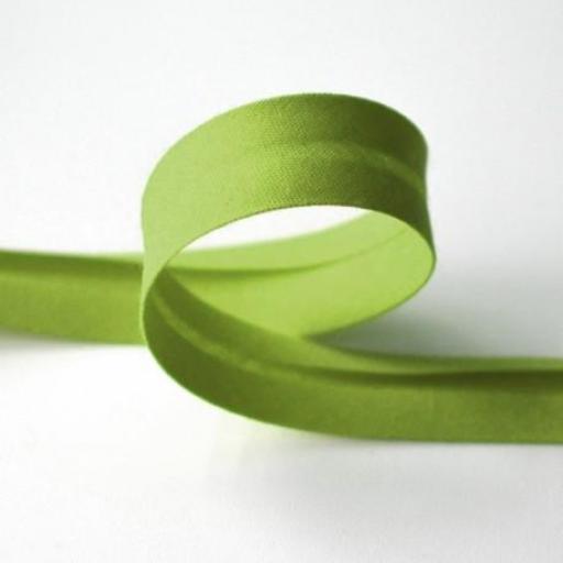 Bies de Algodón 1,8cm - Verde 58