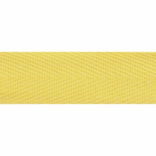 Cinta de mochila Algodón 2cm - Amarilla