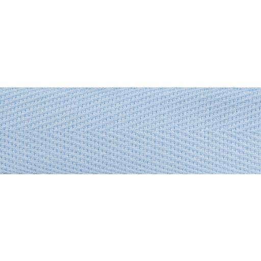 Cinta de mochila Algodón 2cm - Light Blue
