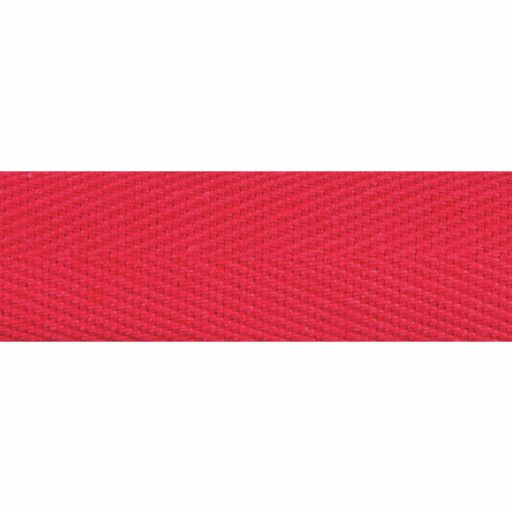 Cinta de mochila Algodón 2cm - Red