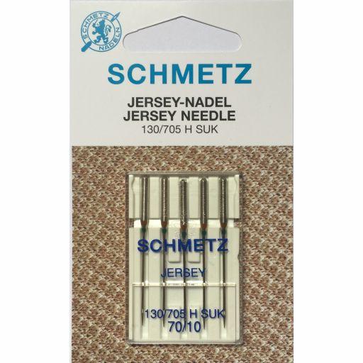 SCHMETZ - Agujas Jersey para máquina