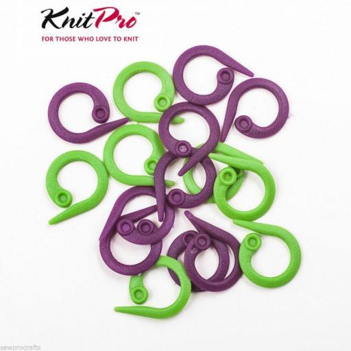 Marcadores de Punto redondos KnitPro