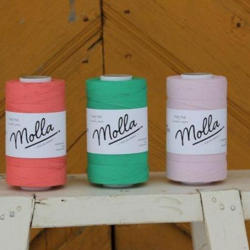 Cono algodon - Molla Mills - Mostaza [1]