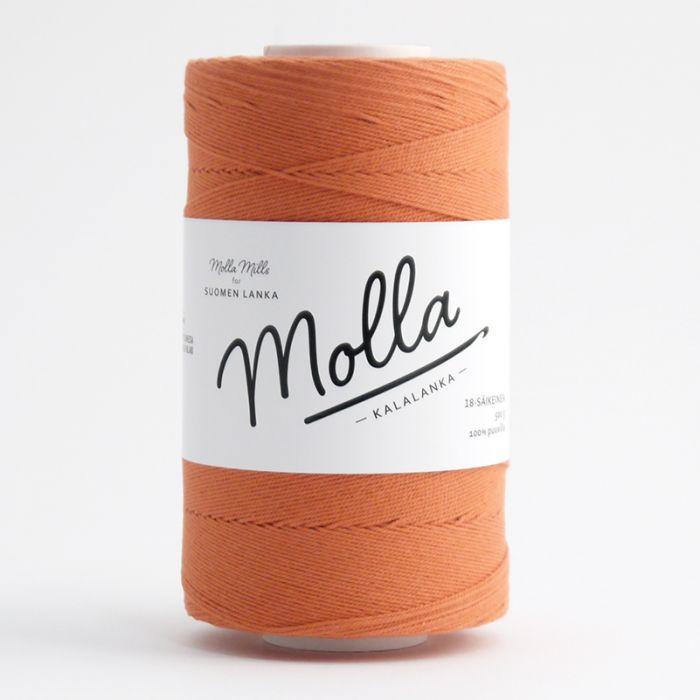 Cono algodon - Molla Mills - Rusty Red