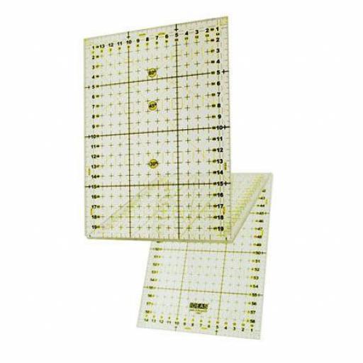 Regla Plegable 15x60 Antideslizante - Patch  [1]