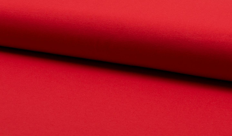 Tela Punto Jersey - Rojo