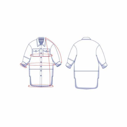 Patrón Camisa Rya - Fibre Mood [3]