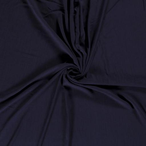 Viscosa Jersey Lisa - Azul Marino