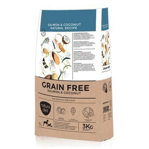 Natura Diet Grain free Salmon & Coconut [0]