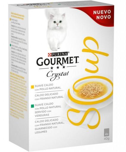 GOURMET SOUP Pollo (4x40g)