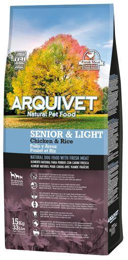 Arquivet Adult Senior&Light 15kg