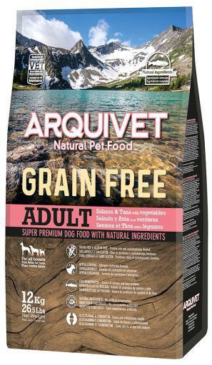 Arquivet Dog Grain Free Salmon