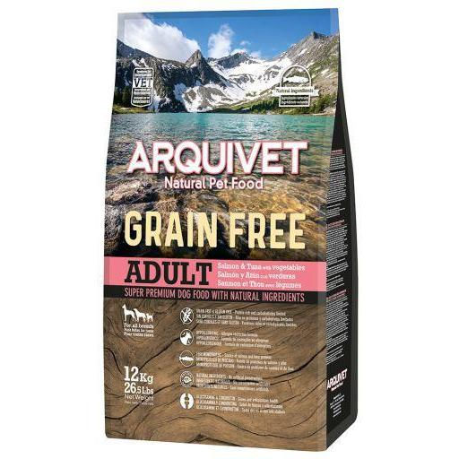 Arquivet Dog Grain Free Salmon