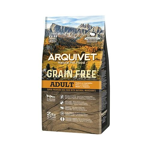 Arquivet Dog Grain Free Turkey