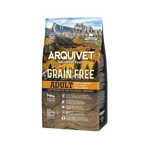 Arquivet Dog Grain Free Turkey [1]
