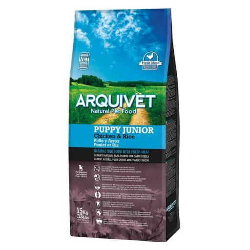 Arquivet Puppy Junior