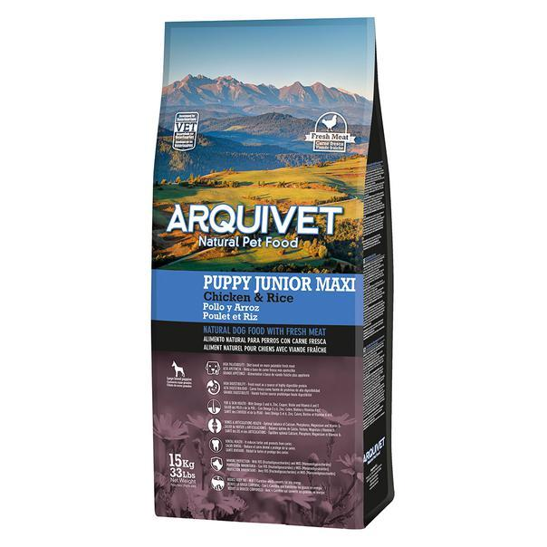 Arquivet Puppy Junior Maxi 15kg